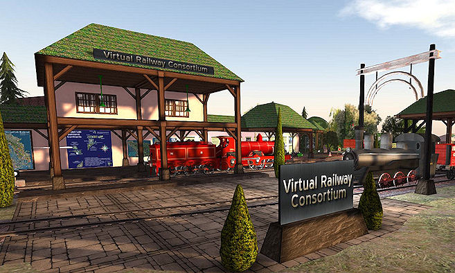 Virtual Railway Consortium