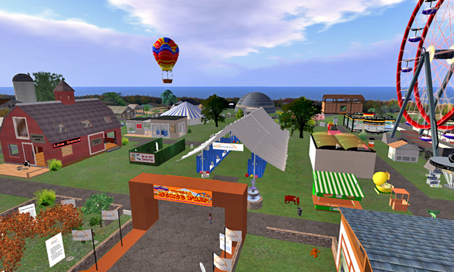 Virtual State Fair