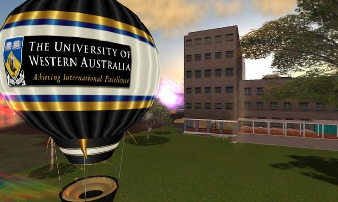 Western australia university resume cv