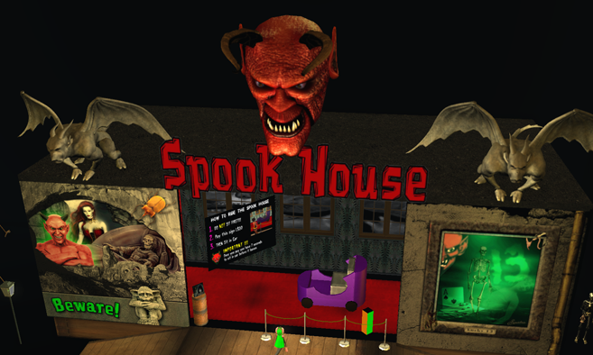 Sinatra's Spook House