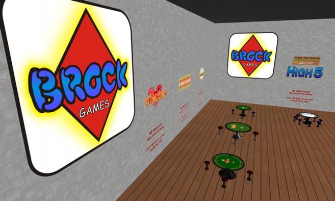 Brock Games