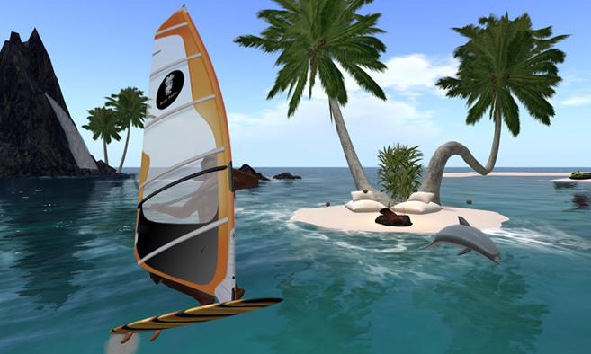 Second life destination guide a virtual world directory for your virtual life