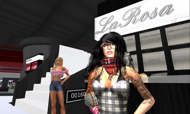 LaRosa Virtual World Fashion