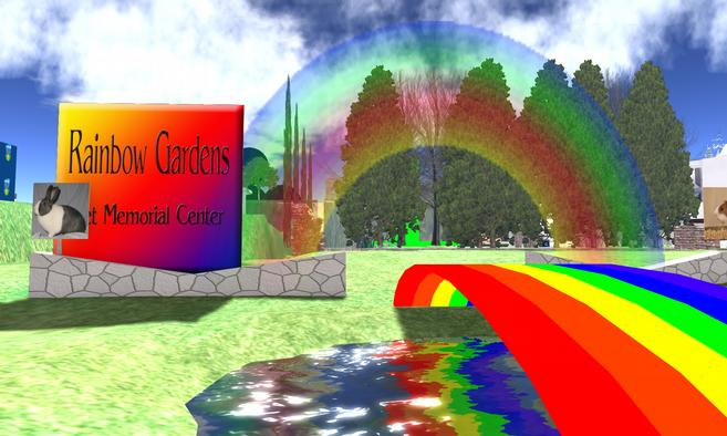 Rainbow Gardens Pet Memorial Center