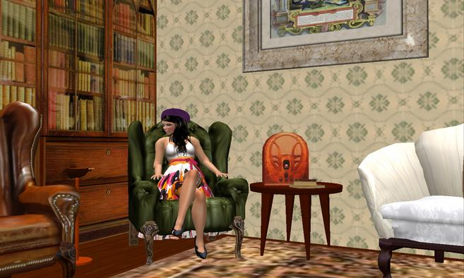 Weekly Old Time Radio Shows | Second Life