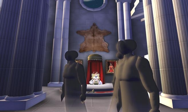Shakespeare's Macbeth in Second Life