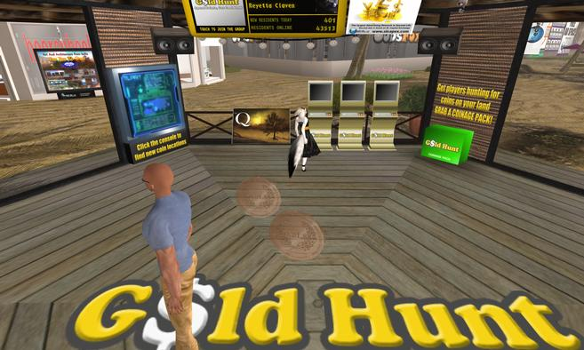 Gold Hunt Headquarters