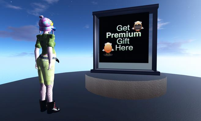 Premium Gift Kiosk - Mirificatio