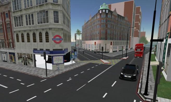 Knightsbridge Second Life