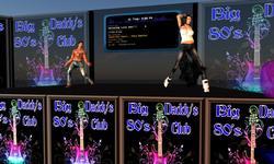 Big Daddy's '80s Club