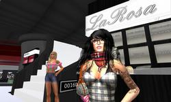 LaRosa Virtual World Fashion