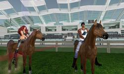 Champion Horse Racing