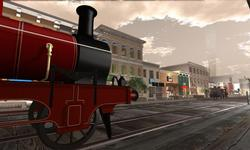 Second Life Railroad
