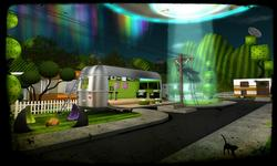 Alien Abduction Trailer Park