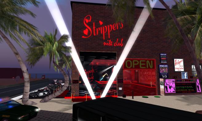 Stripper's Roleplay Nite Club