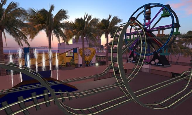KI Amusement Rides