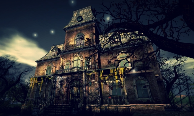 Dark Dharma Haunted Manor
