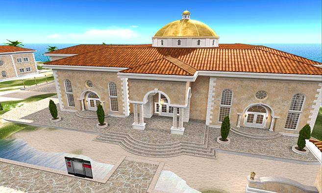 Quantum Luxury Homes | Second Life