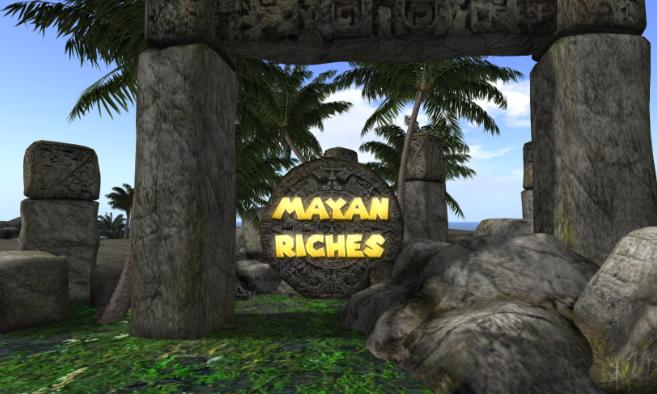 Skill Gaming Region: Mayan Riches