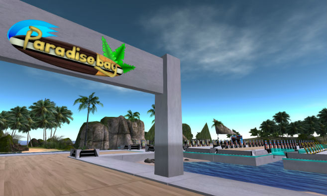 Skill Gaming Region: Paradise Bay