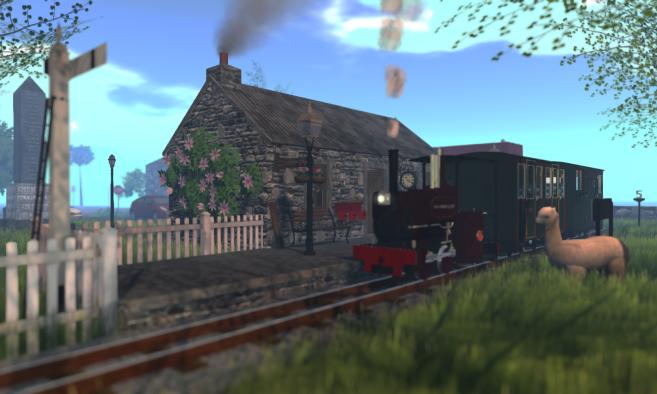 The ZZR - The Zany Zen Railway
