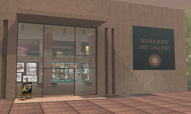 Windlight Art Gallery