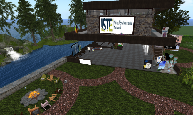 ISTE Virtual Environments Network