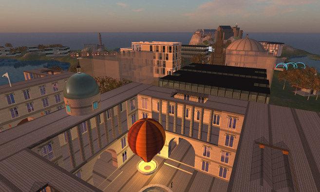 Virtual University of Edinburgh (Vue)