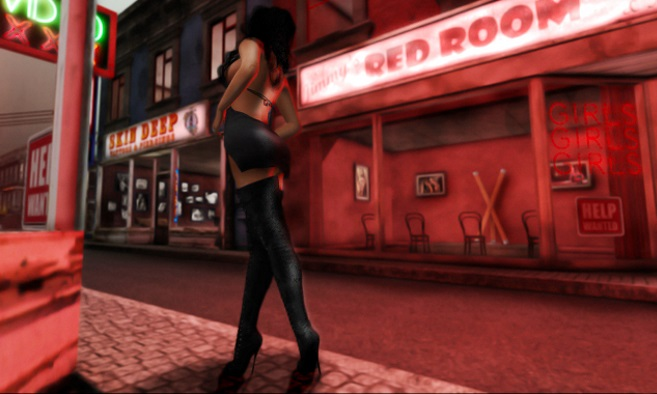 Asphyxiation Point Red Light District