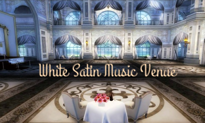 White Satin Music Venue
