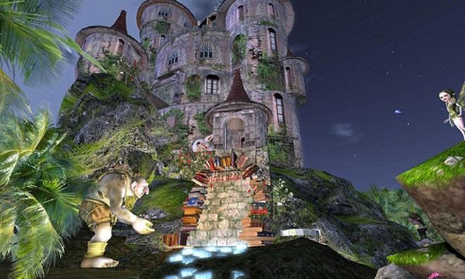 Fairy Tales Castle