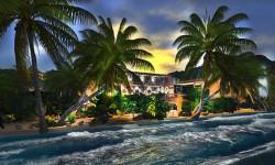 Etosha Romantic Dance Paradise
