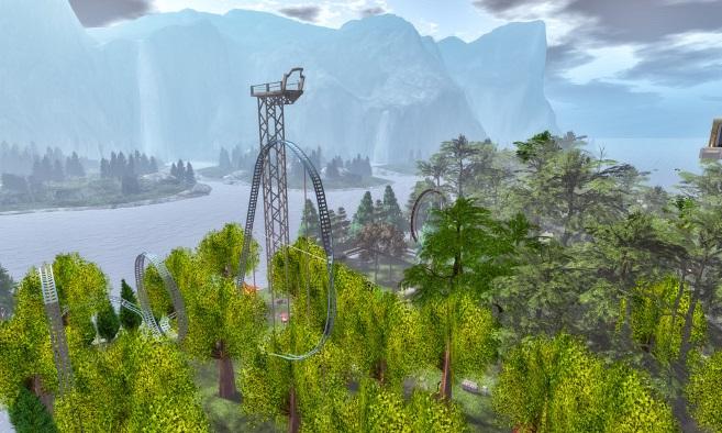 Savage Garden Amusement Park