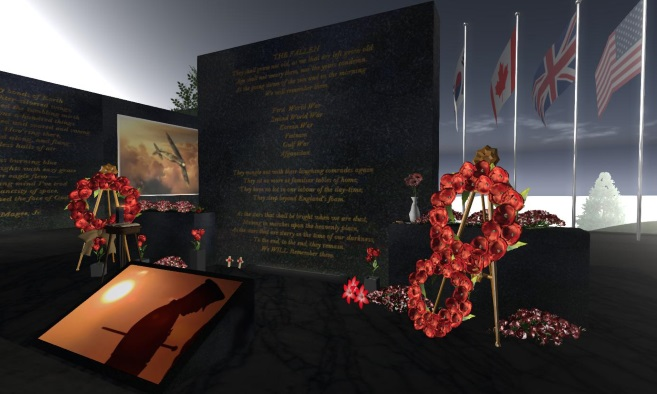 Tailspinners Rest Memorial