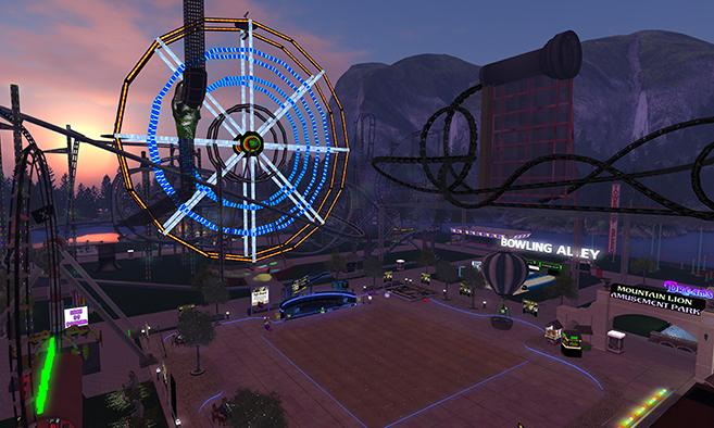 Mountain Lion Night Club & Amusement Park