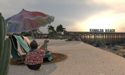 Kanaloa Surf Beach