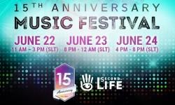 SL15B MusicFest