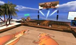 Frisky Beaver Beach Club