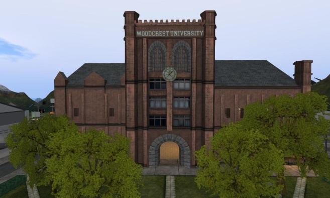 Woodcrest University