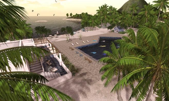 Secret Dream Beach and Pool