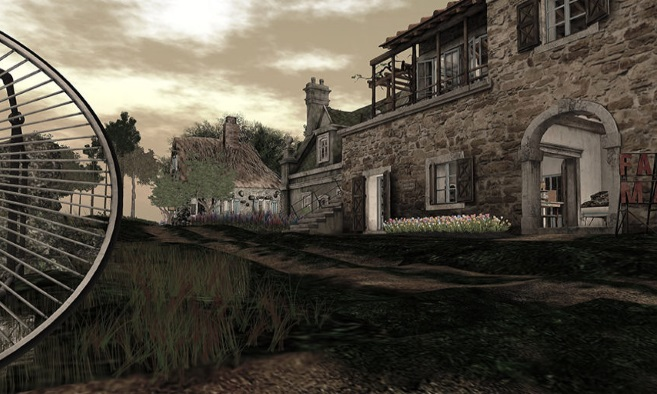Village on Sol Existence