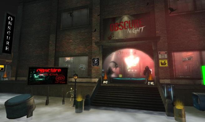 Obscure Rock Club