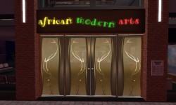 African Modern Arts