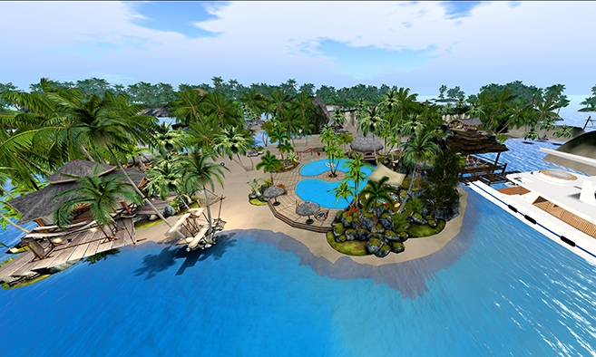 Delicia Beach Resort since 2010