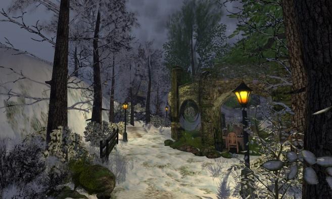 Ren Faire - Winter Wonderland