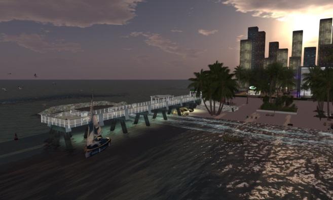 Miami Beach - South Pointe Park