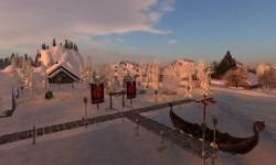 Fyn Island Norse Village