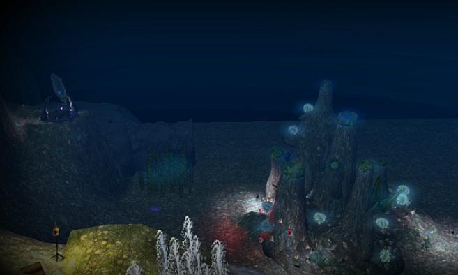D.A.I.S. Squids Sanctuary