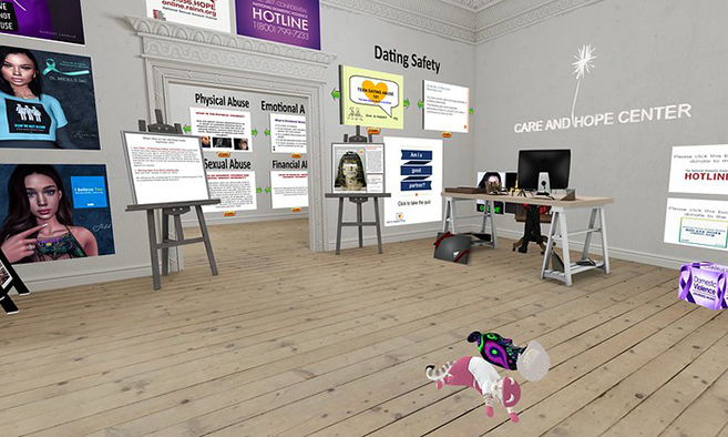 Care and Hope Center of Second Life