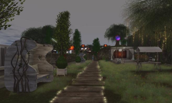 Sunset Mist Park